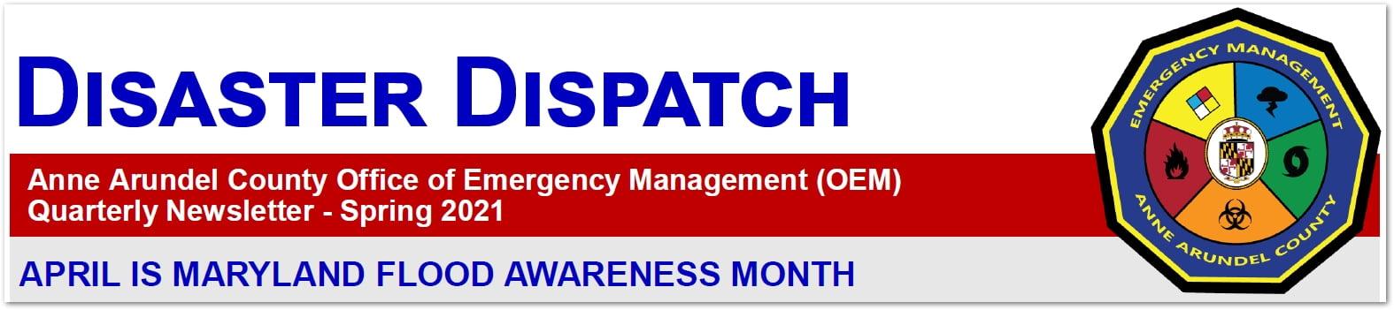 AAC OEM Disaster Dispatch Spring 2021