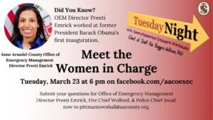 March 23 2021 Women in Charge